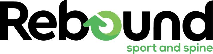 Rebound Sport + Spine Logo