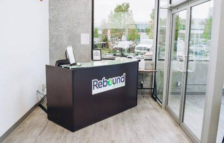 Rebound Sport & Spine clinic - office
