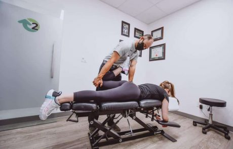 Rebound Sport and Spine Langley BC - facility