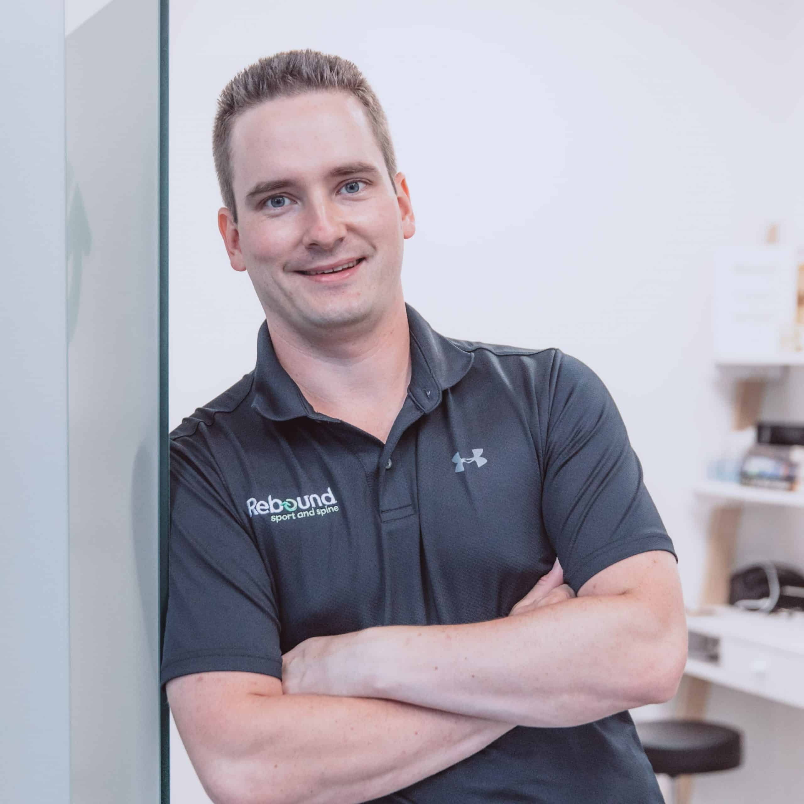 Cory Niedjalski - Langley Chiropractor