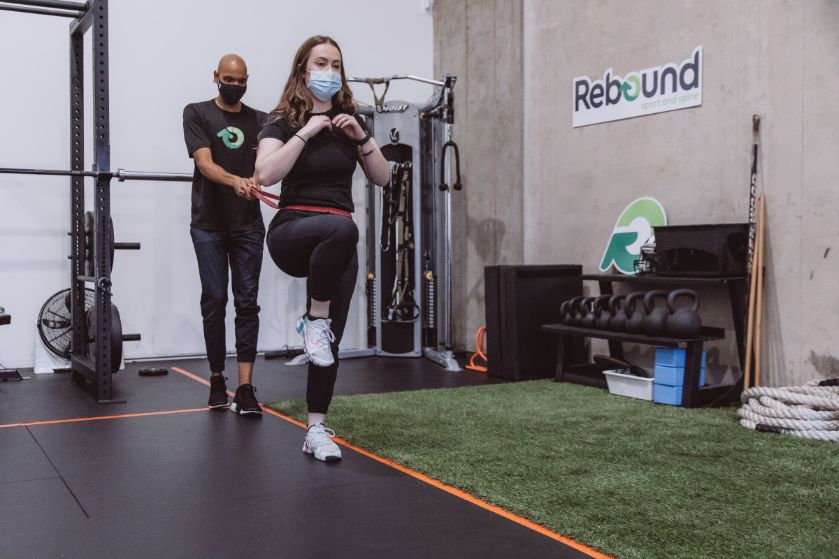 Sport Physiotherapy in Langley